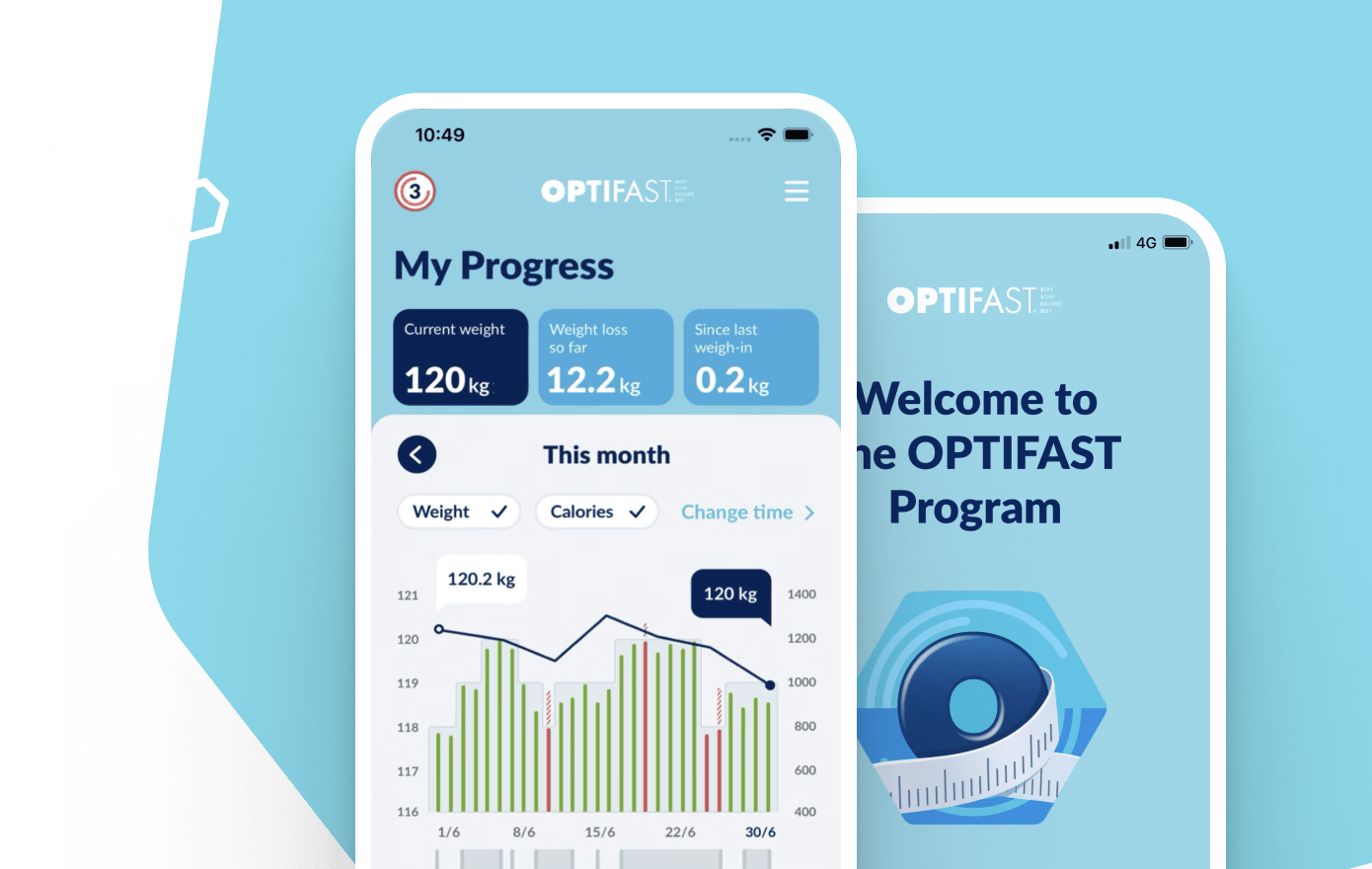 Welcome to the OPTIFAST program